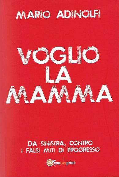 Voglio la mamma (copertina)